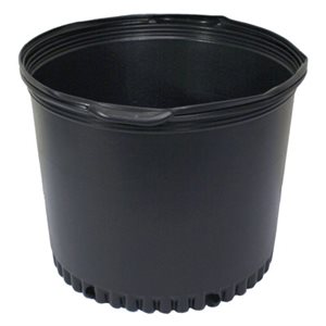 "NURSERY POT 23.5L (6.23 G) / 13 3 / 4"" X 12"" (MIN. QTY 28)"