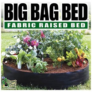 "SMART POT BIG BAG BED 100 GAL / 380 L 50"" / 126 CM (1)"
