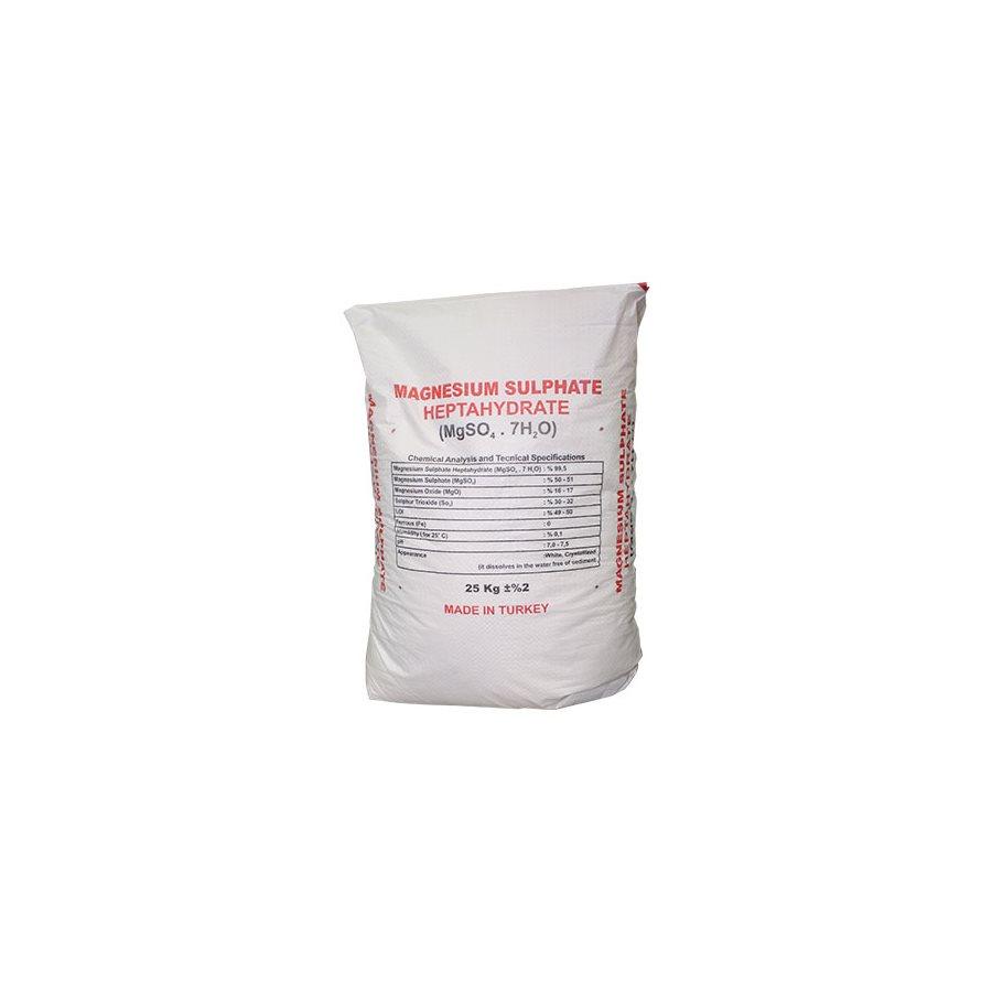 MAGNESIUM SULPHATE HEPTAHYDRATE 99.5% 25KG (1)