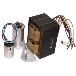 POWERSUN BARE BONE BALLAST 400W / 430W HPS 120 / 240V (1)