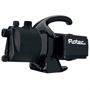 FLOTEC PORTABLE UTILITY BOOST PUMP 1 / 2 HP (1)