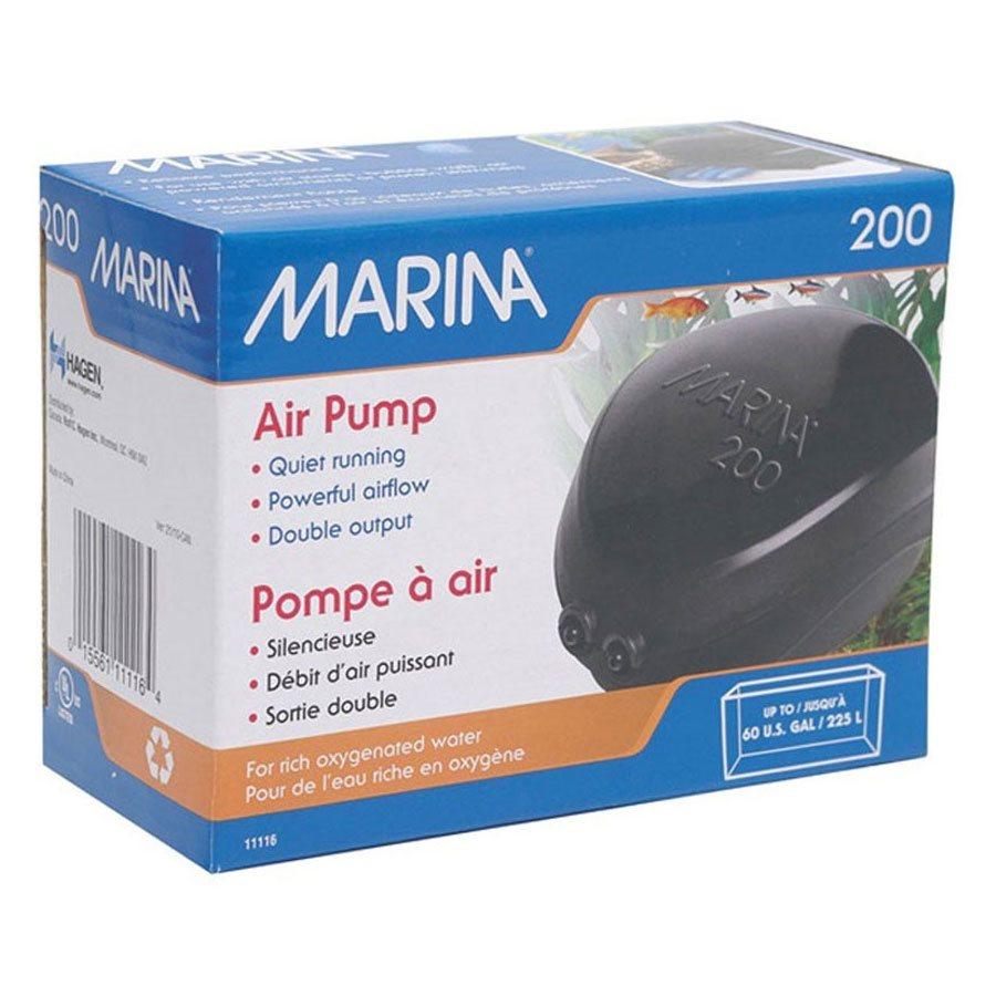 MARINA 200 2 OUTPUTS AIR PUMP (1)