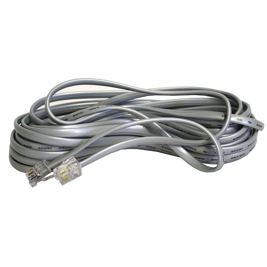 GROZONE RJ11 CABLE 25' FOR OB2+HT2 (1)
