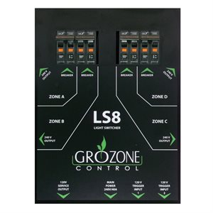 GROZONE LS8 LIGHT SWITCHER ETL LISTED 240V / 240V (1)