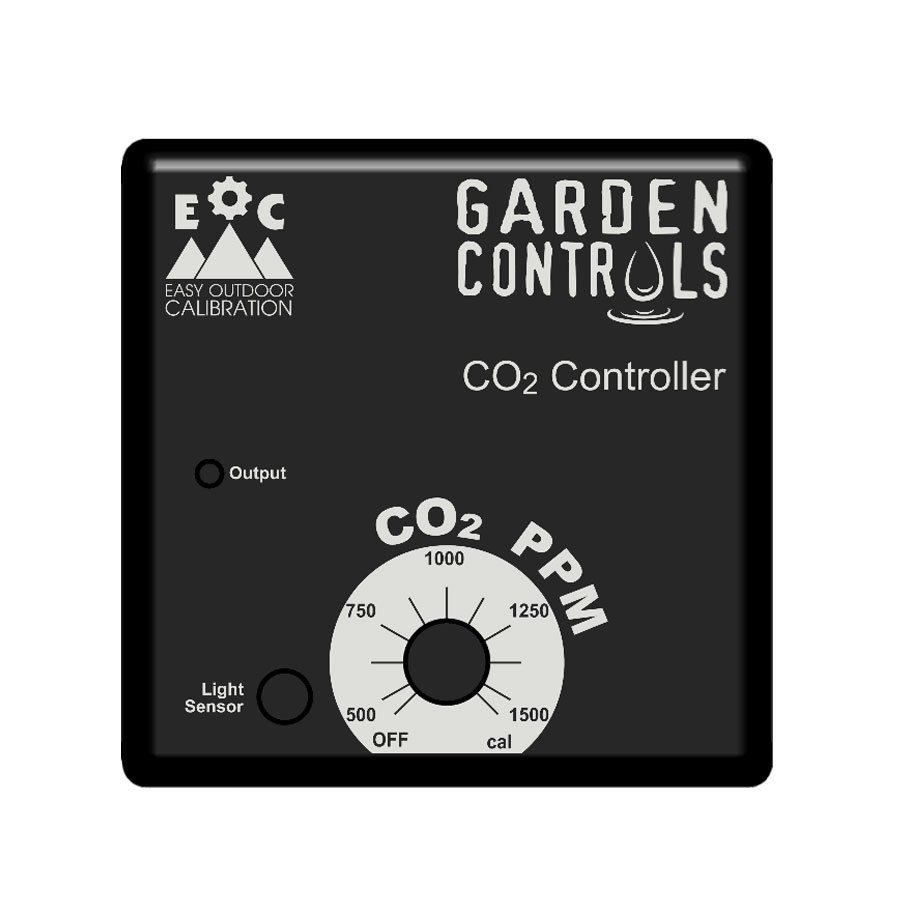 GARDEN CONTROLS CO2 CONTROLLER 500 PPM-1500 PPM (1)