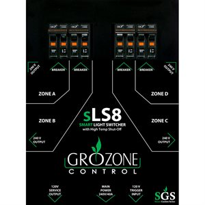 GROZONE SLS8 COMMUTATEUR ÉCLAIRAGE INTELLIGENT (1)