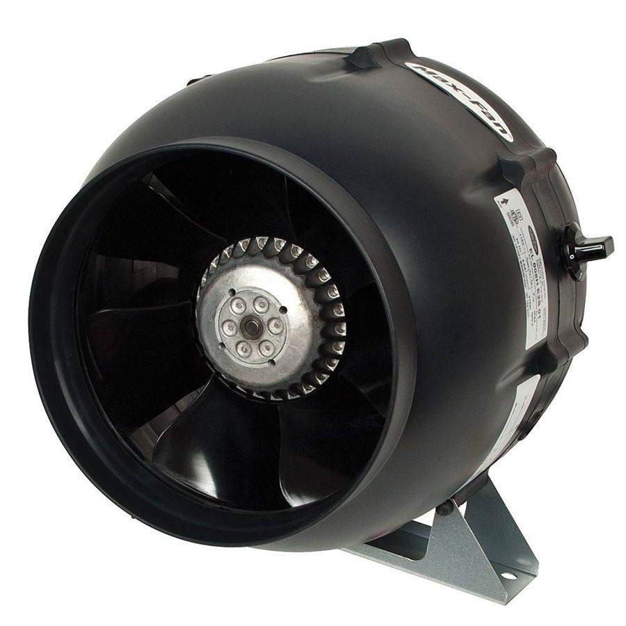 MAX-FAN IN-DUCT FAN 932 CFM 120V 8'' HO (1)