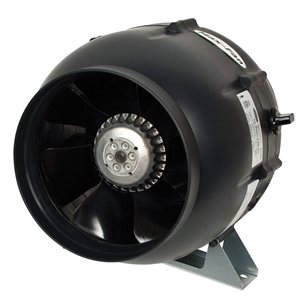 MAX-FAN IN-DUCT FAN 932 CFM 120V 8'' HO (1)