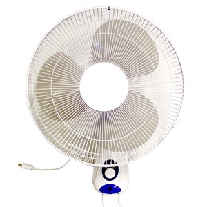 "OSCILLATING WALL FAN 16"" 3 SPEED (1)"