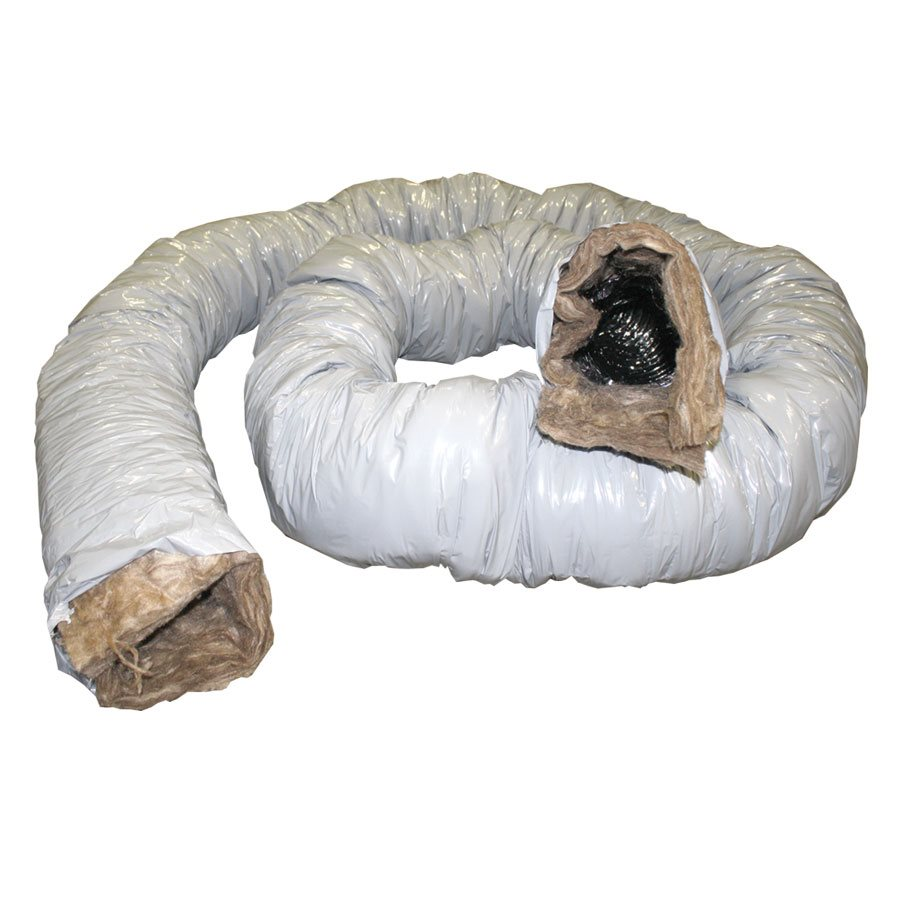PEFLEX INSULATED FLEXIBLE DUCT 6'' X 25' (1)