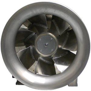 "MAX-FAN IN-DUCT 4538 CFM 240V 20"" 1073 MW 4.5AMP (1)"