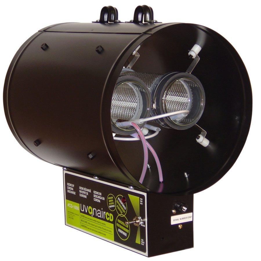 UVONAIR IN-DUCT OZONE GENERATOR CD-1000 / 2 10'' (1)