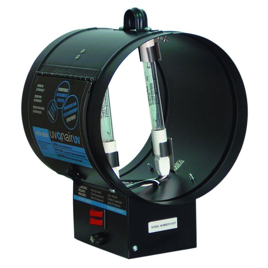 UVONAIR IN-DUCT OZONE GENERATOR UV-80 8'' (1)