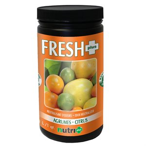 NUTRI+ FRESH+ ODOR NEUTRALIZER CITRUS 1L (1)