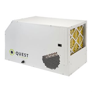 QUEST DUAL 105 DEHUMIDIFIER 120V (1)