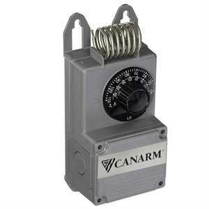 CANARM WIRELESS THERMOSTAT (1)