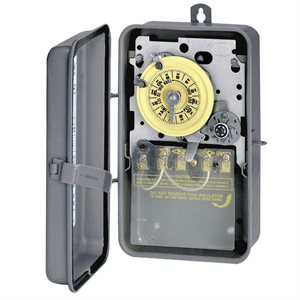 INTERMATIC MINUTERIE T-103 120 V / 240 V (1)