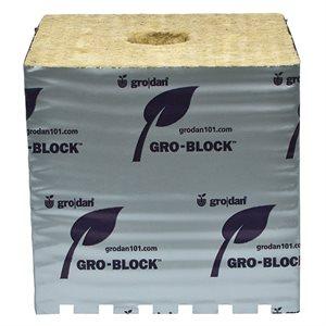 GRODAN GRO-BLOCK HUGO 6'' (64)