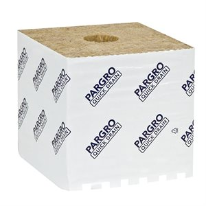 "PARGRO QD BLOCK 4''X4''X4"" 6 / STRIP (144)"