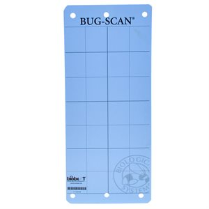 BUG-SCAN BLUE STICKY TRAPS (10)
