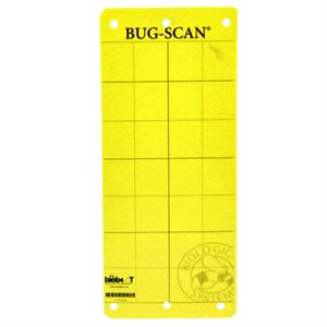 BUG-SCAN YELLOW STICKY TRAPS (10)