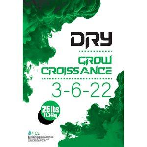 NUTRI+ DRY GROW 3-6-22 11.34KG (1)