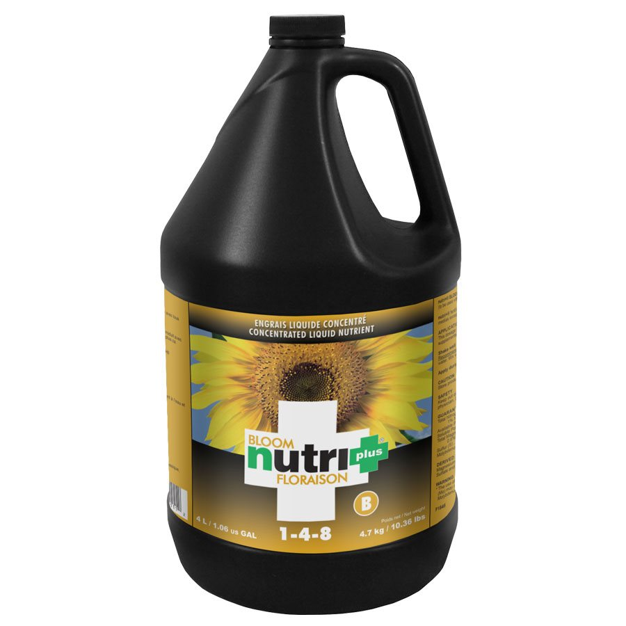 NUTRI+ NUTRIENT BLOOM B 4L (1)