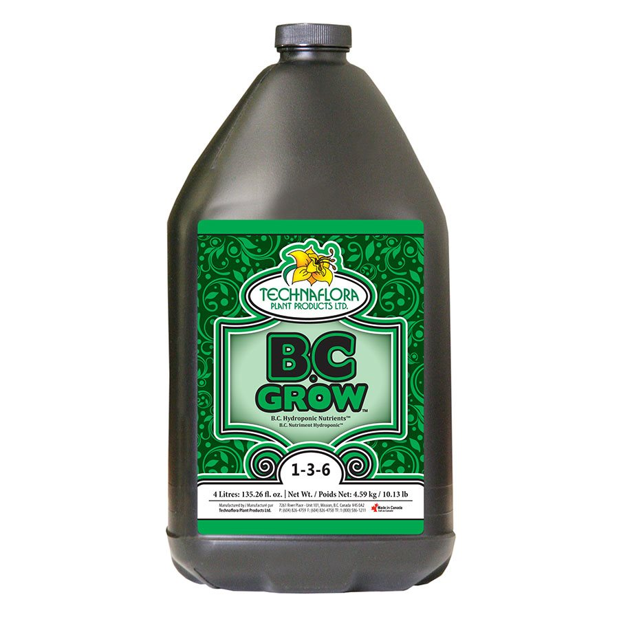 TECHNAFLORA B.C. GROW 4L (1)