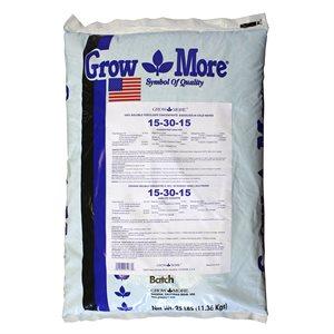 GROWMORE SOLUBLE FERTILIZER 15-30-15 11.36KG (1)