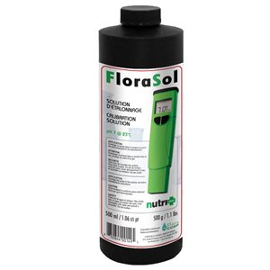 NUTRI+ FLORASOL CALIBRATION SOLUTION PH 7 500ML (1)