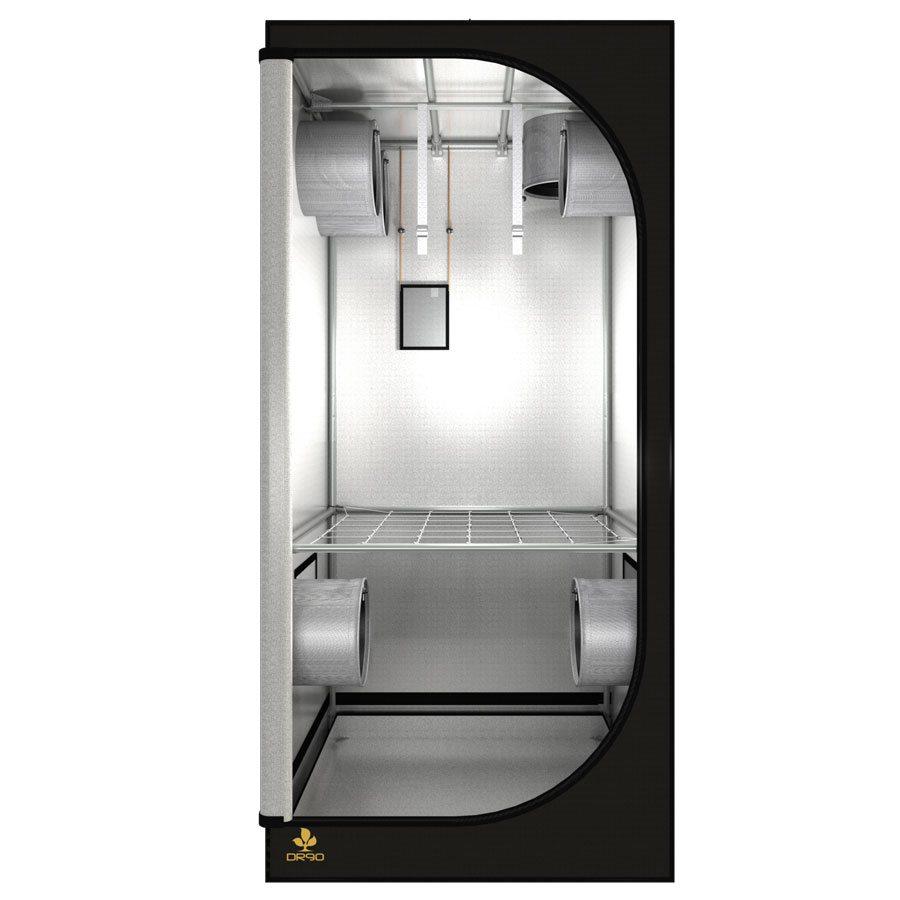 SECRET JARDIN DARK ROOM TENT 3' X 3' X 6' - DR90 (1)