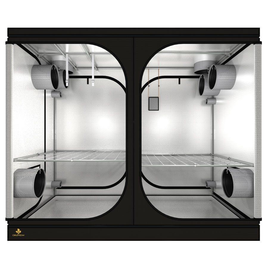 SECRET JARDIN DARK ROOM TENT 8' X 4' X 6.5' - DR240W (1)