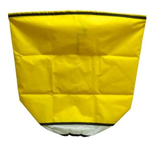 XXXTRACTOR YELLOW BAG 25 MICRONS 14 GAL (1)