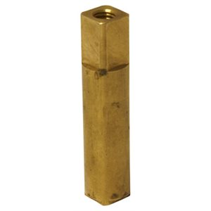 TUMBLETRIMMER PIECE-9 BRASS COPPER SHAFT 3 / 4-1 1 / 2 (1)