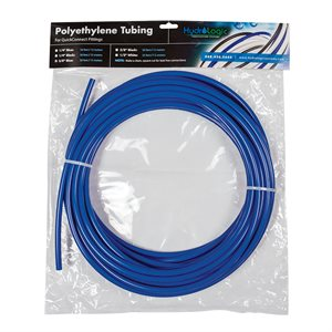HYDROLOGIC BLUE TUBING 3 / 8'' X 50' (1)