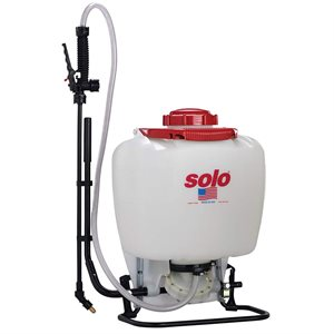 SOLO SPRAYER 475-B BACKPACK - 4 GAL (1)