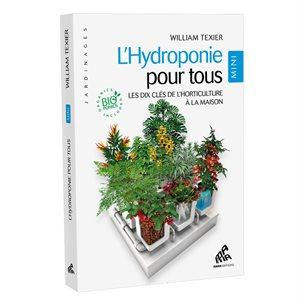 LIVRE- L'HYDROPONIE POUR TOUS - MINI EDITION - FRENCH (1)