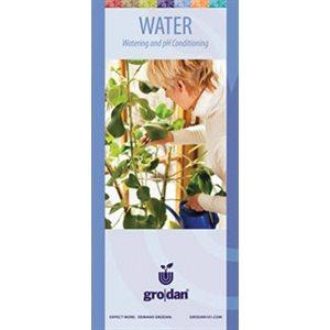 GRODAN GRO-GUIDE WATER ENGLISH (80)